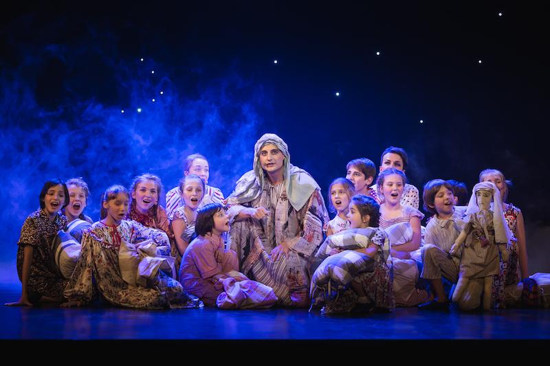Иосиф и его удивительный плащ снов